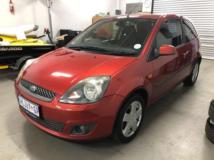 2006 Ford Fiesta 1.4 Trend facelift 0