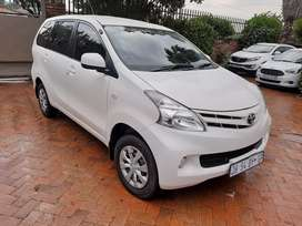 2015 toyota avanza 1.5 sx for sale