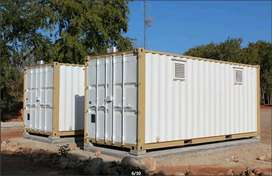 We supply 6m/12m B-Grade Containers