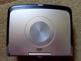Портативный DVD плеер ERGO б.у. 3000руб.