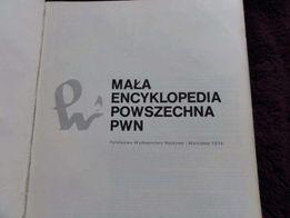 Mala encyklopedia powszechna -PWN 1974