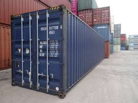 12m High Cubed Shipping Containers- One Trippers