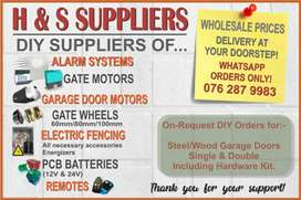 H&S Suppliers - DIY Suppiers