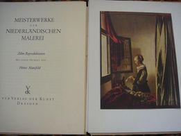 Репродукции голландцев Дрезденская галерея,40-е