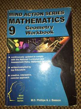 Mind in Action Mathematics Gr 9 Geometry textbook