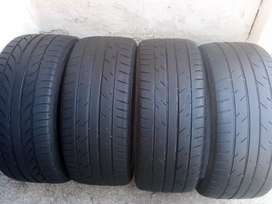 Set of 235/35/19 Achilles tyres for sell