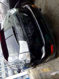 Toyota harrier automatic transmission New plate number fresh import 0