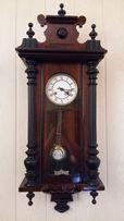 Продам старинные настенные часы, антиквариат.
