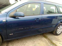 Двери Opel Astra H 2004-2008 хэтчбек,универсал