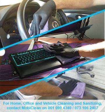 MobiClean Home, Office and Vehicle Cleaning and Sanitation 0