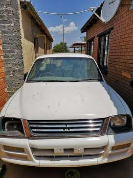 Bakkie for SALE 28 0000 negotiable