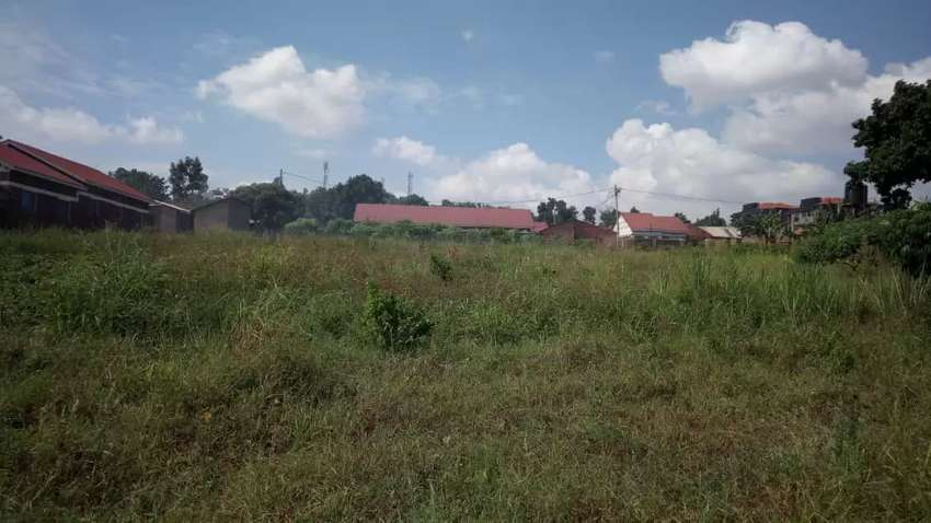 Located in Kyanja; Kyanja hilltop 1 acre for at 1 billion 0