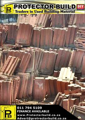 Coronation roof tiles for sale
