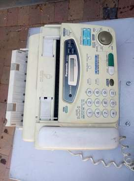 Panasonic fax phone for Sale