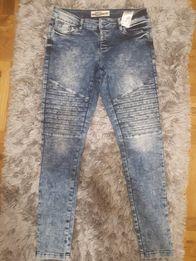 Spodnie roz 38
