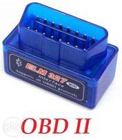 Автосканер OBD-II (OBD2, ОБД-2, ОБД2) ELM327 Bluetooth диагностика