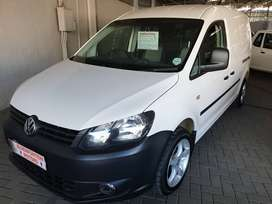 /2011 VW Caddy Maxi Panelvan 2.0TDI-VW Service history-Only R169900