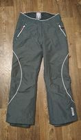 р.L-XL, до 172см, шикарные лыжные термо-штаны с системой Recco