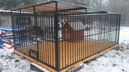 Kojec 3x4,mocny boks dla psa/psów,klatka śląskie,małopolskie,łódzkie