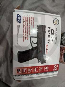 Bb gun cz 75 blowback