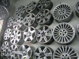 диски титанові з ЄВРОПИ R14-R20 в ідеальному стані за хорошими цінами