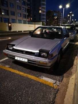 1984 Honda prelude 2nd Gen for sale PRICE NEGOTIABLE