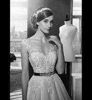 Suknia ślubna Gala Machico roz .34 idealna ecru beż