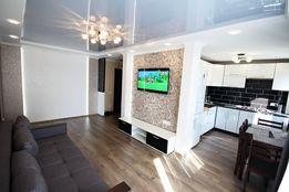 """Апартаменты """"Fusion"""" - стильная 2х квартира в самом центре Мариуполя"""
