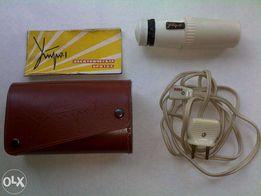 Советская электрическая бритва (электробритва) «Утро» 1965 года ссср