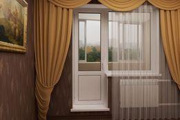 -35%! Балконный блок под заказ, металлоплатиковые и балконные двери