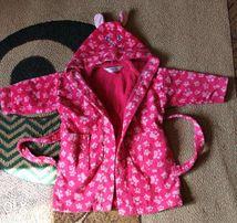 Детский халатик для девочки