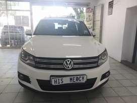 2013 VW TIGUAN 2.0TDI MANUAL