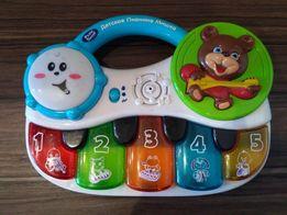 Развивающая игрушка Пианино Мишка (Play Smart)
