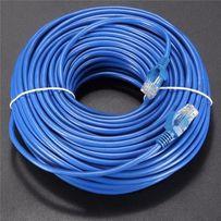 Кабель LAN CAT витая пара Ethernet Patch Cord RJ45 1м, 5, 10 20 30 50м