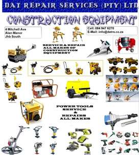 Construction Equipment Repairs