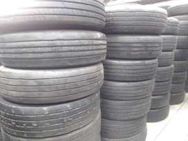315 & 12R Good second hand truck tyres