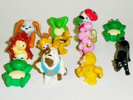 Киндер (Kinder) фигурки животных