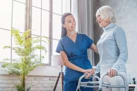 Caregiver nurse with 20 years experience looking for a job