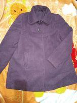 Пальто, полупальто (драп),можно для беременных