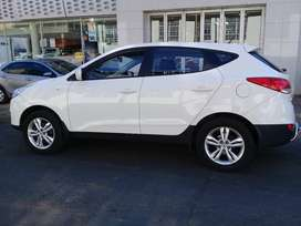 Pre-Owned 2013 Hyundai iX35 2.0 Gls Manual is in Excellent Condition