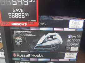 russel hobs irons