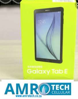 "Brand new Samsung Tab E 9.7"" 8gb wifi sealed in box."