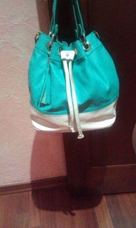 сумка кожаная Обухов - изображение 1