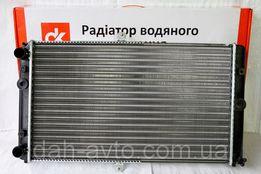 Радиатор ВАЗ 2110,-11,-12 карбюратор ДК