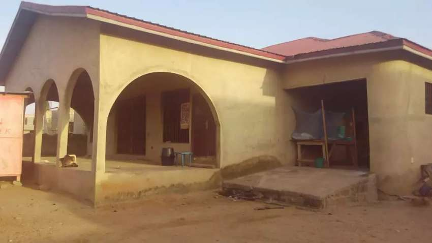 4 Bedroom House Uncompleted For Sale At East Legon Adjiringanor 0