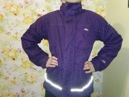 зимняя лыжная спортивная термо куртка Trespass Kids
