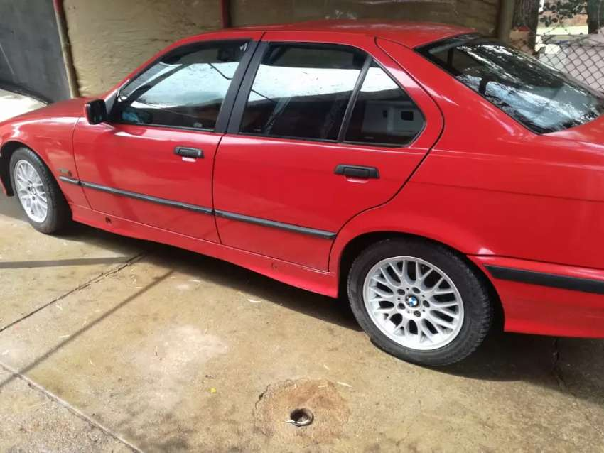 Bmw e36 320I to swap for a vw 0