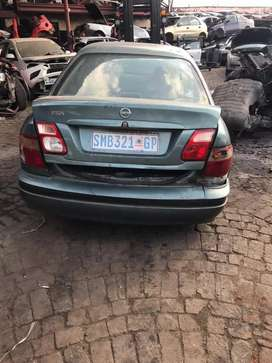 Nissan almera stripping for spare parts