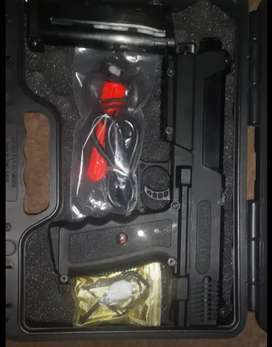 Mission less lethal tpr paintball gun