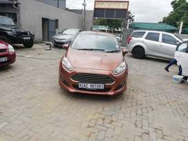 2016 Ford fiesta 1.0 eco boost automatic